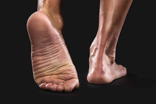Foot health: the unsung hero of whole-body happiness.