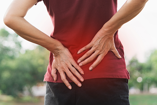 Back pain: how this common ailment can stem from your feet, and how insoles can help.