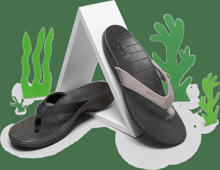 sustainable algae footwear