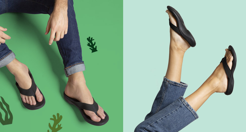 SOLE Sustainable Sandals