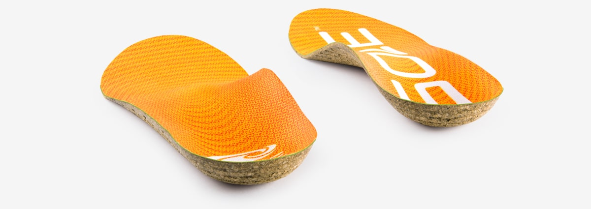 footbeds Active Thin with Met Pad