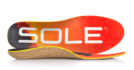 SOLE Running Footbed